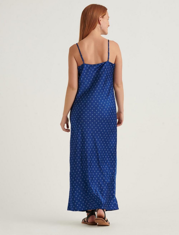 NATALIE SLIP MAXI DRESS, image 3