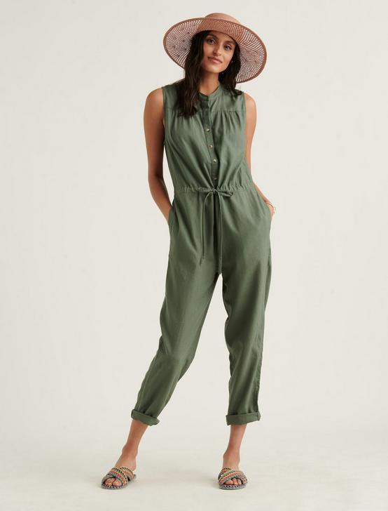 HAYLEY JUMPSUIT, LAUREL WREATH, productTileDesktop