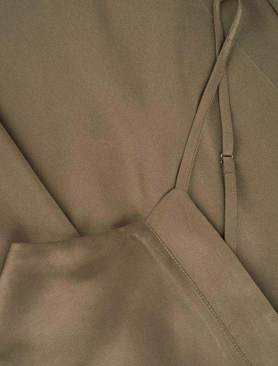 SATIN MAXI DRESS, GRAPE LEAF, productTileDesktop