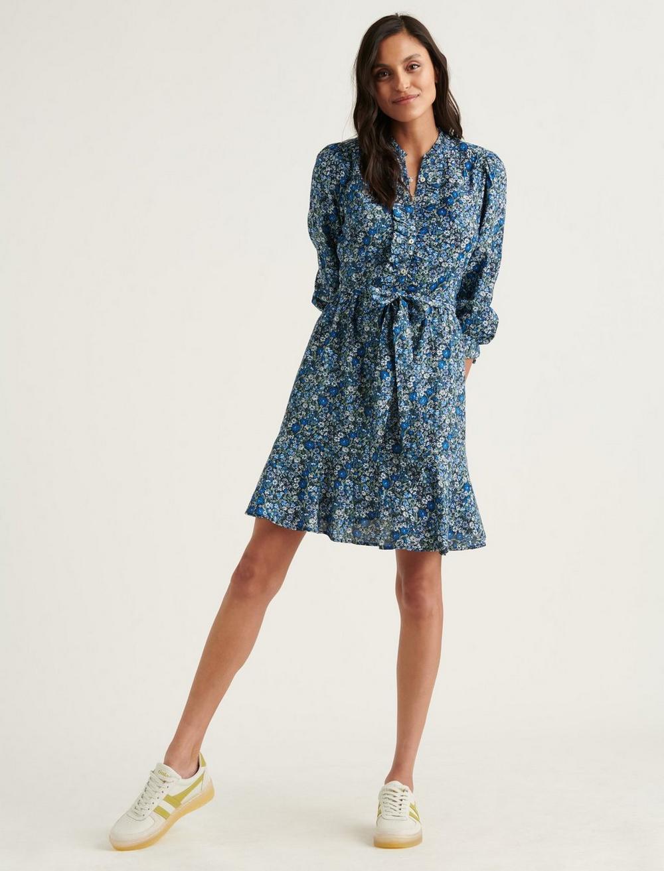 POET MINI DRESS, image 1