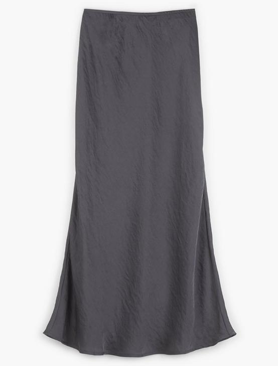 WILLA SLIP SKIRT, GREY, productTileDesktop