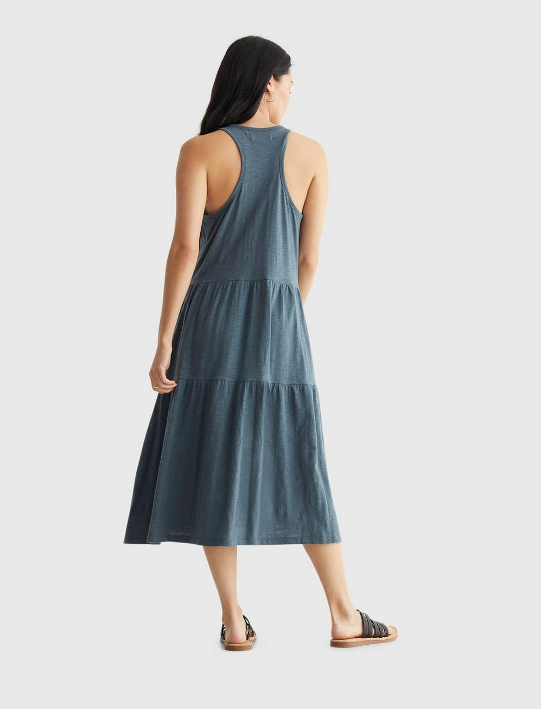 TIERED MAXI DRESS, image 3