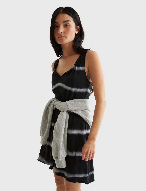 SLEEVELESS BABYDOLL DRESS, image 6