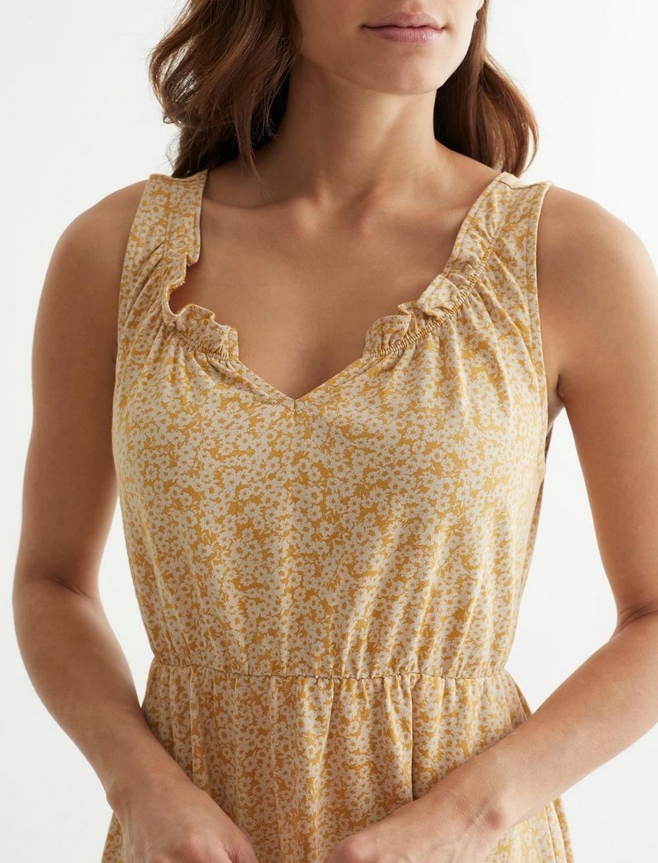 SLEEVELESS BABYDOLL DRESS, image 5