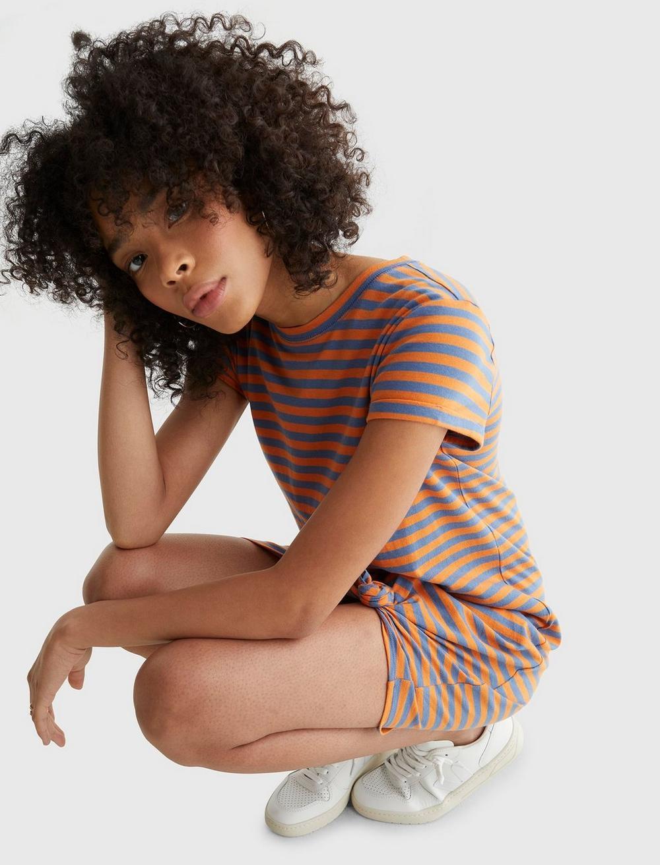 TWIST FRONT SHIRT DRESS, image 5