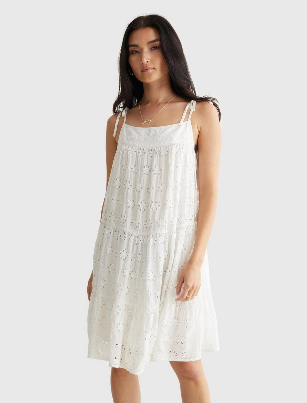 TIERED CAMI DRESS, image 2