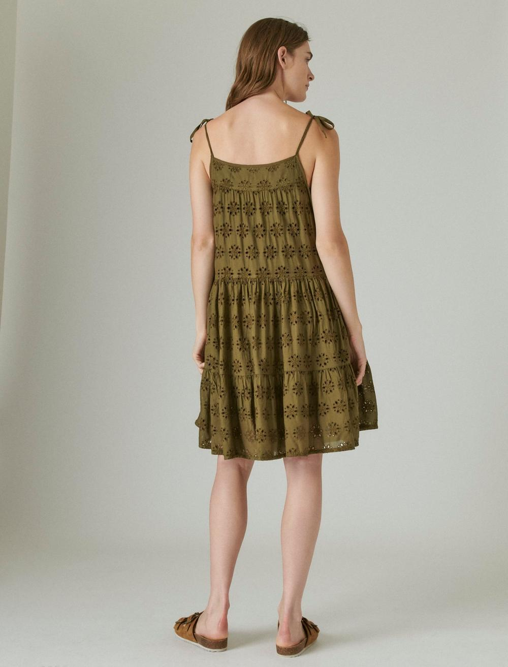 TIERED CAMI DRESS, image 3