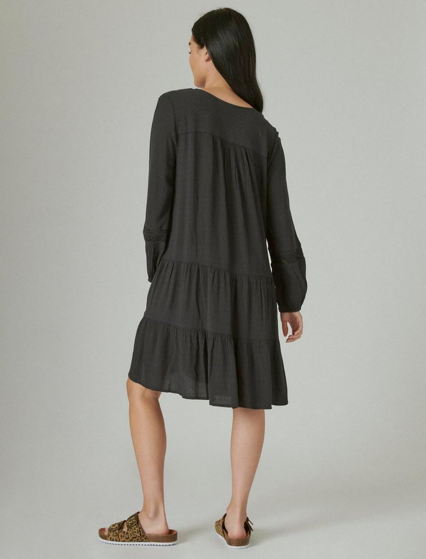 TIERED TUNIC DRESS, image 3