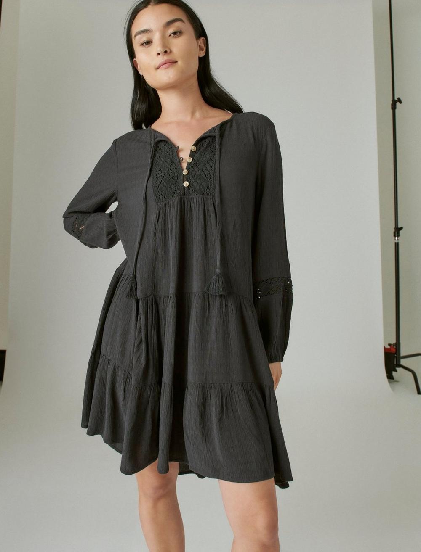 TIERED TUNIC DRESS, image 4