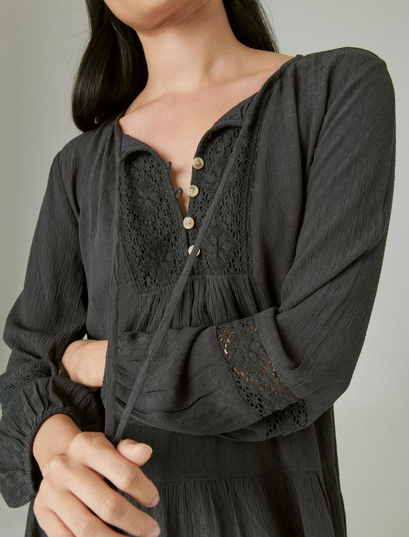 TIERED TUNIC DRESS, image 5