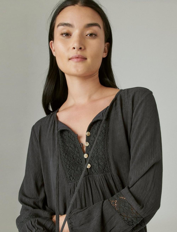 TIERED TUNIC DRESS, image 6