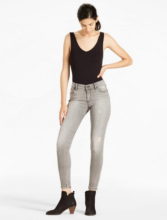 SASHA SUPER SKINNY MID RISE LEGGING JEAN IN LONESOME, LONESOME, productTileDesktop