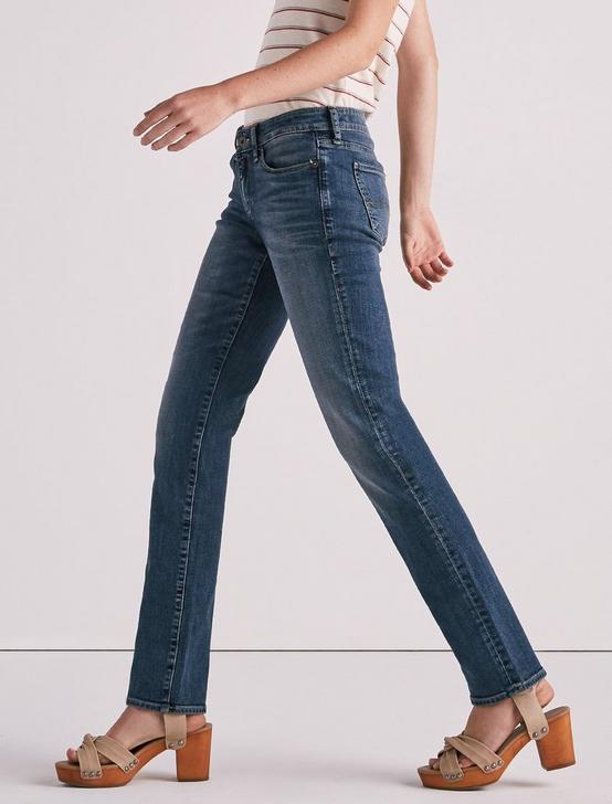 Sweet Mid Rise Straight Jean, SANTA CLARA, productTileDesktop