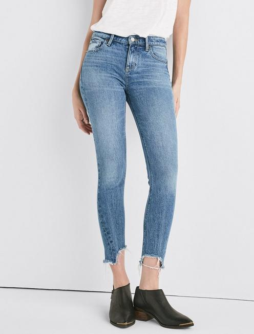 Remade Ava Mid Rise Skinny Jean,
