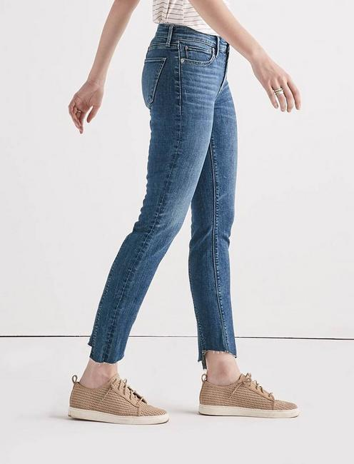 Remade Ava Mid Rise Skinny Jean, GROVEPORT