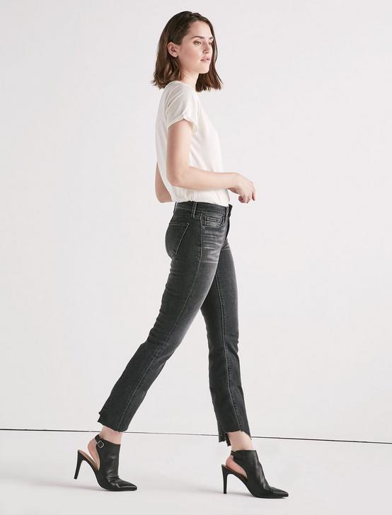 Remade Ava Mid Rise Skinny Jean, VIA GOLETA, productTileDesktop