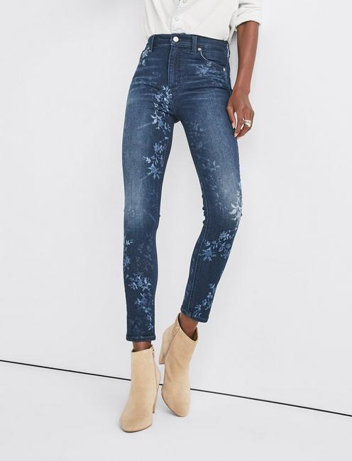 Bridgette High Rise Skinny Jean,