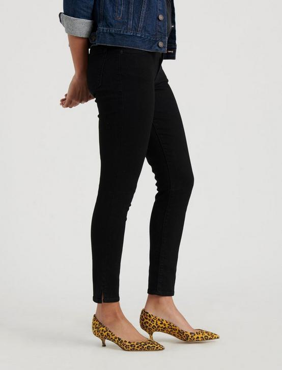 Lolita Mid Rise Skinny Jean with Vent, EUREKA, productTileDesktop