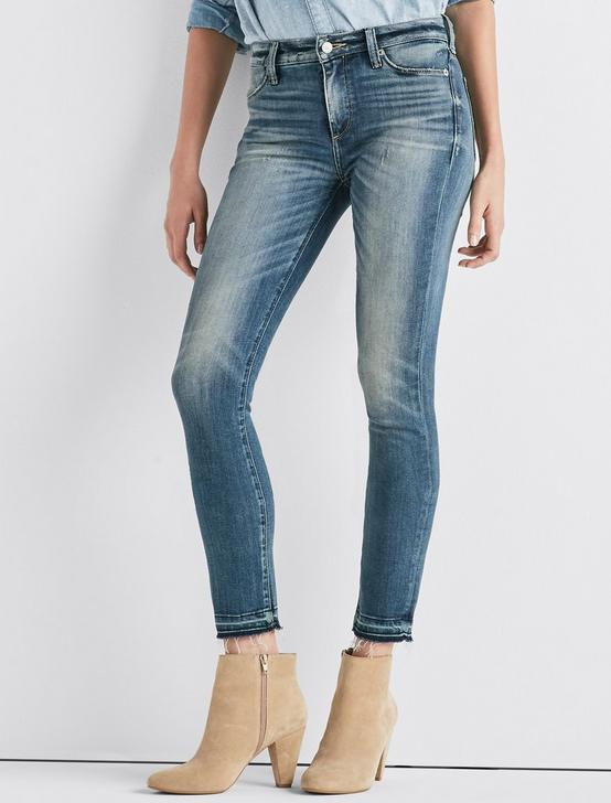 Hayden High Rise Skinny Jean, GREEN VALLEY, productTileDesktop