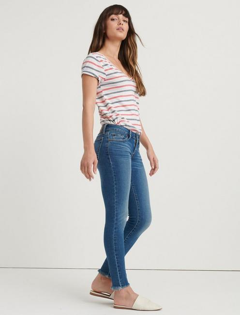 LOW RISE LOLITA SUPER SKINNY JEAN, CLAIRE FRAY