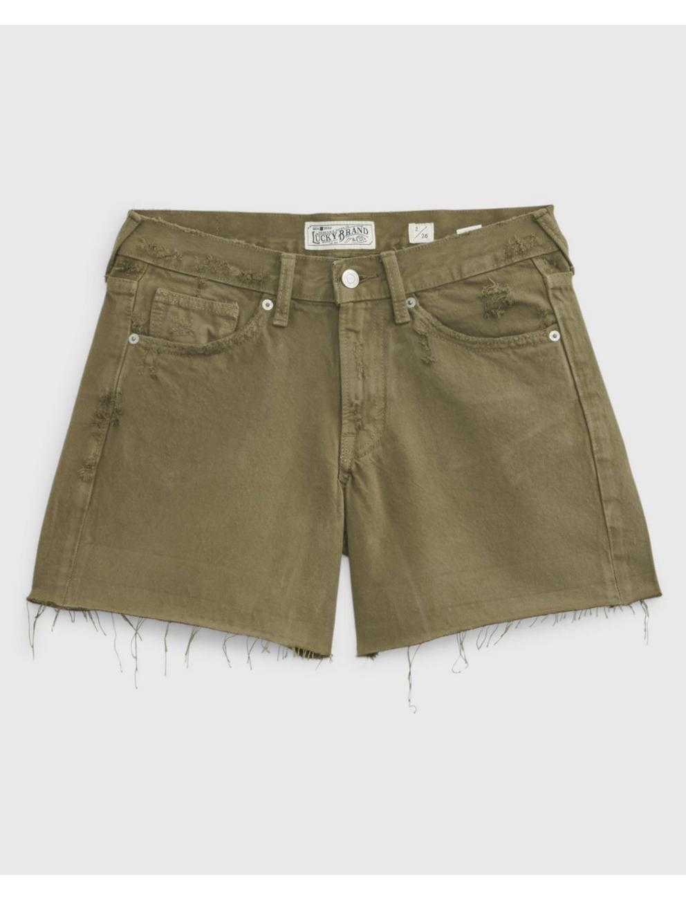 THE BOYFRIEND SHORT, GRAPE LEAF CT