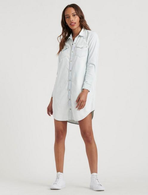 Western Shirtdress