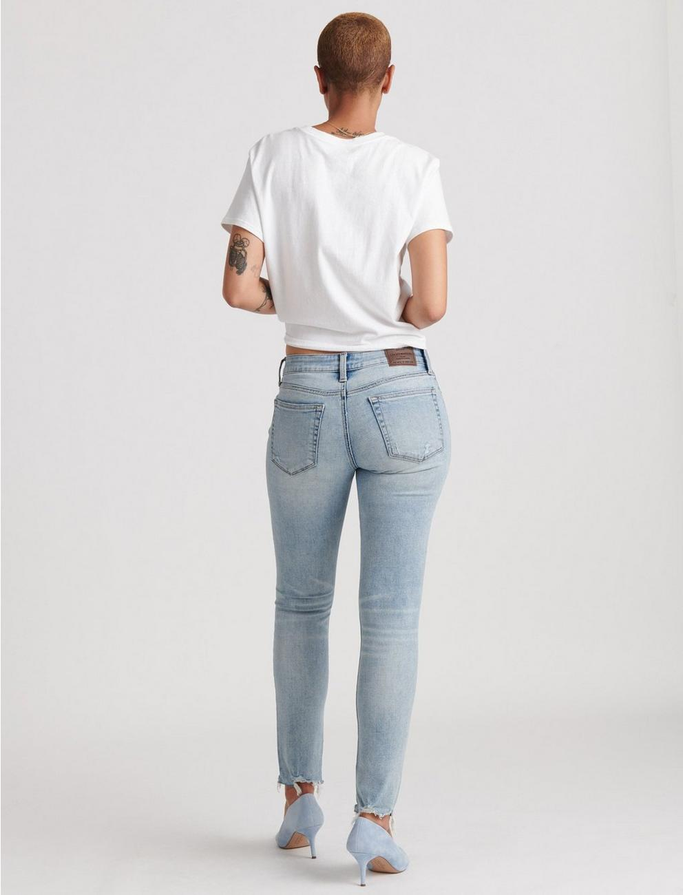 LOW RISE LOLITA SKINNY JEAN, ENVY FRAY