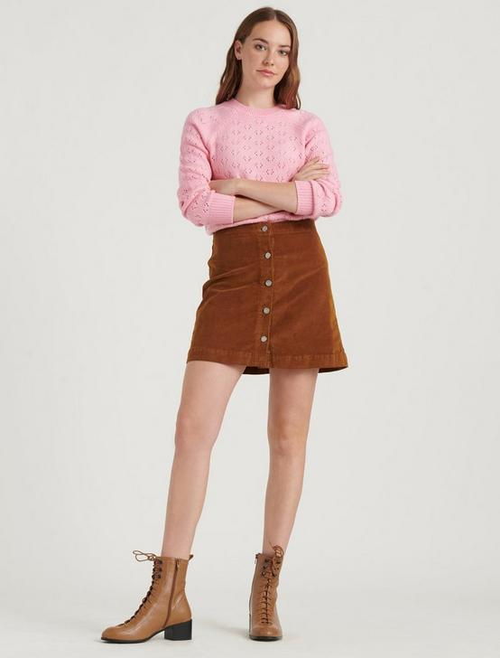 UTILITY MINI SKIRT, MONKS ROBE, productTileDesktop