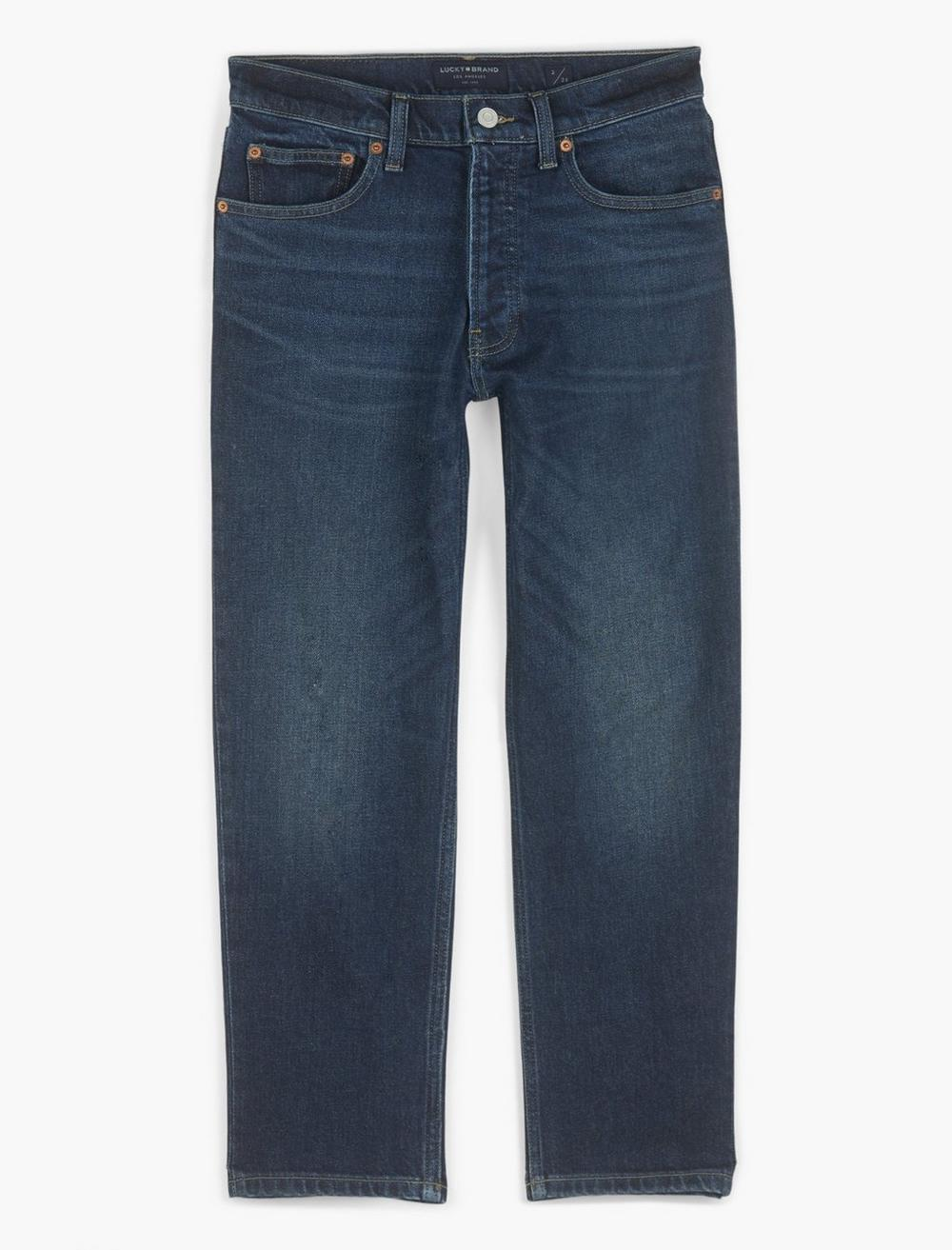 RELAXED TAPER JEAN, image 1