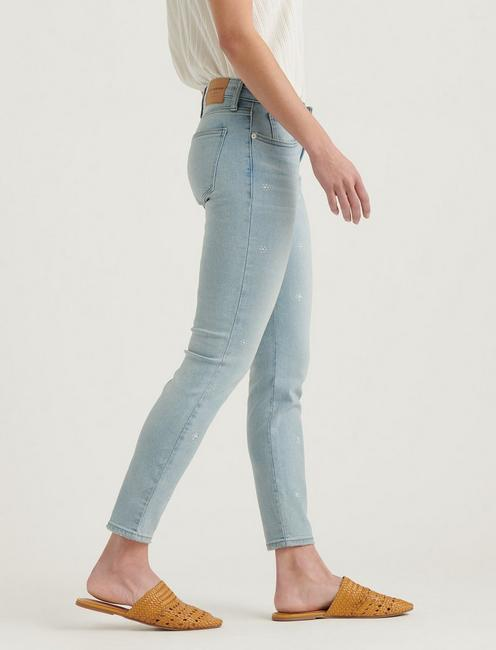 LOW RISE LOLITA SKINNY EMBROIDERED JEAN, MAGNOLIA SPRINGS