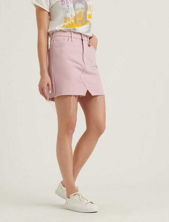 OLD FAVOROITE MINI SKIRT, FRAGRANT LILAC CT, productTileDesktop