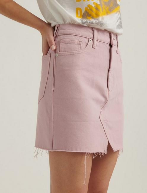 OLD FAVOROITE MINI SKIRT, FRAGRANT LILAC CT