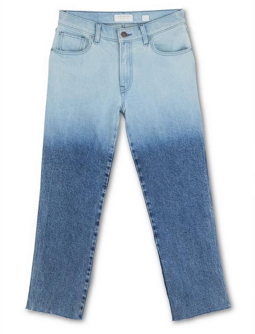 MID RISE AUTHENTIC STRAIGHT CROP,
