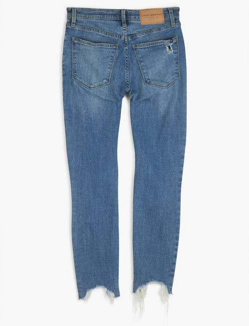HIGH RISE BRIDGETTE SKINNY JEAN, VIA ALCADE