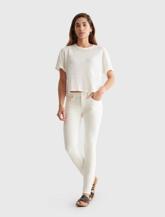 LOW RISE LOLITA SKINNY, CLEAN WHITE CT, productTileDesktop