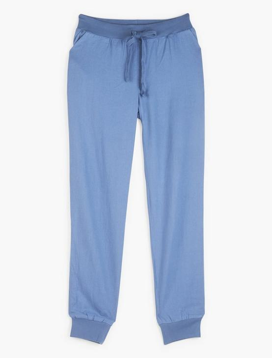 JOGGER PANT, CHAMBRAY BLUE, productTileDesktop