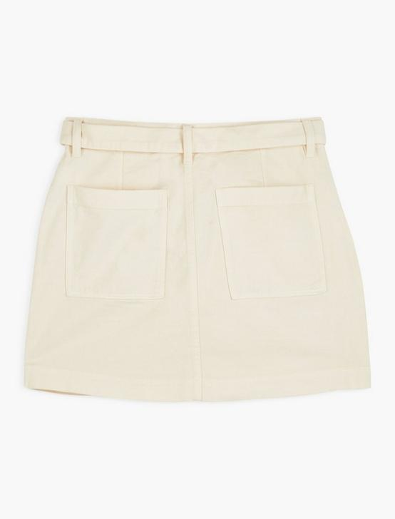 UTILITY MINI SKIRT, BIRCH, productTileDesktop