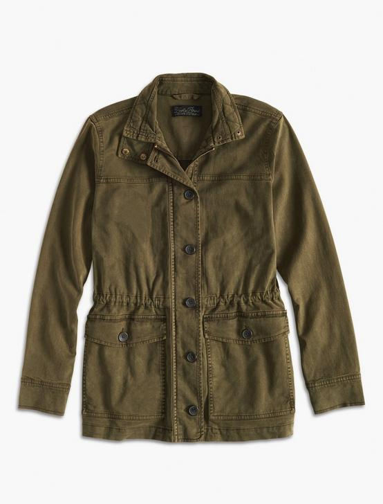 UTILITY JACKET, OLIVE NIGHT, productTileDesktop