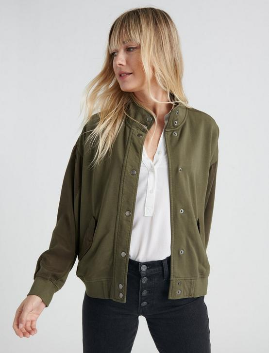 OVERSIZED BOMBER, #3914 GRAPE LEAF, productTileDesktop