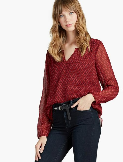 DOUBLE LAYER TOP,