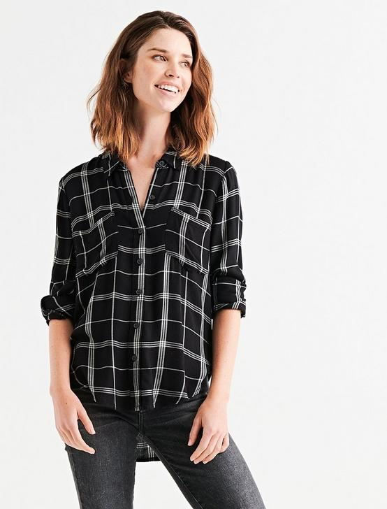 1581173326bc Womens Flannel Shirts | Lucky Brand