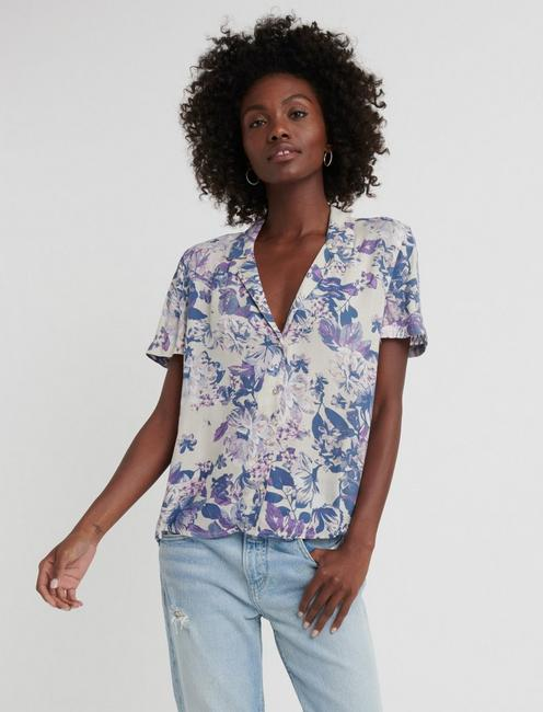FLORAL BROOKLYN SHIRT,
