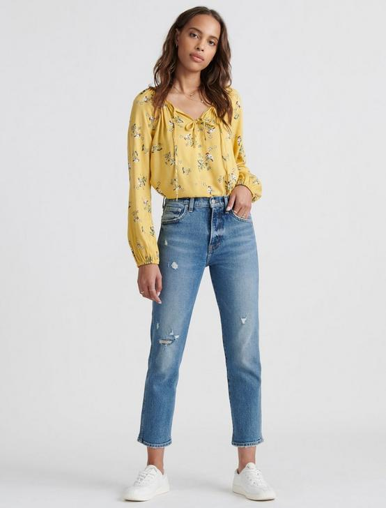 40134edbdd0 Boho Tops for Women | Lucky Brand