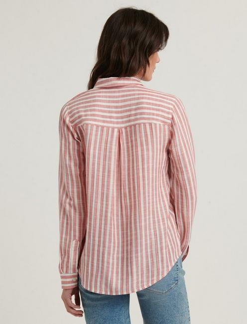 CLASSIC ONE POCKET, RED STRIPE