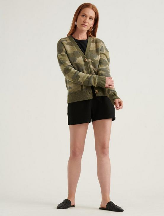 CAMO CARDIGAN, CAMO MULTI, productTileDesktop