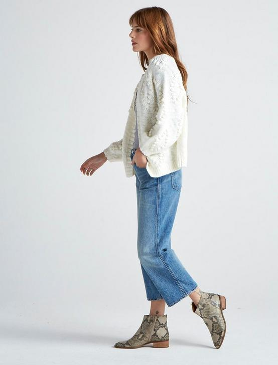 BOBBLE CARDIGAN, 104 CREAM, productTileDesktop