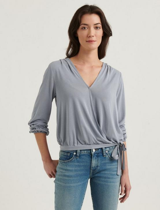 SAND WASH WRAP TOP, TRADEWINDS(15-4307), productTileDesktop