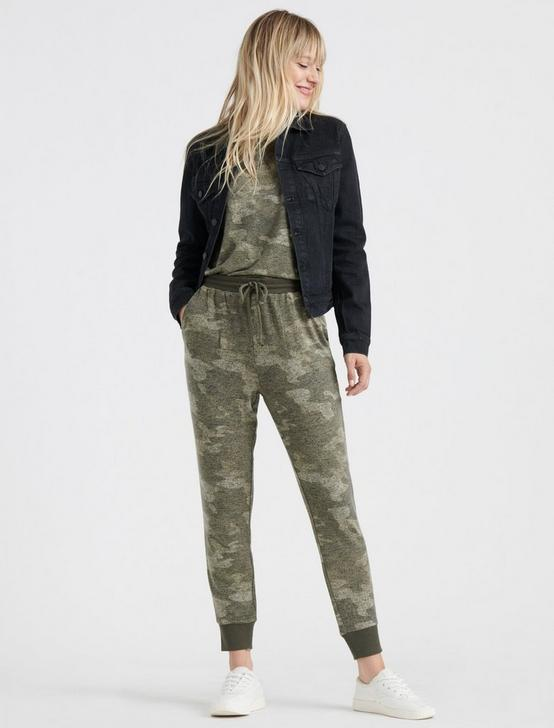 CAMO HACCI SWEATPANTS, GREEN MULTI, productTileDesktop