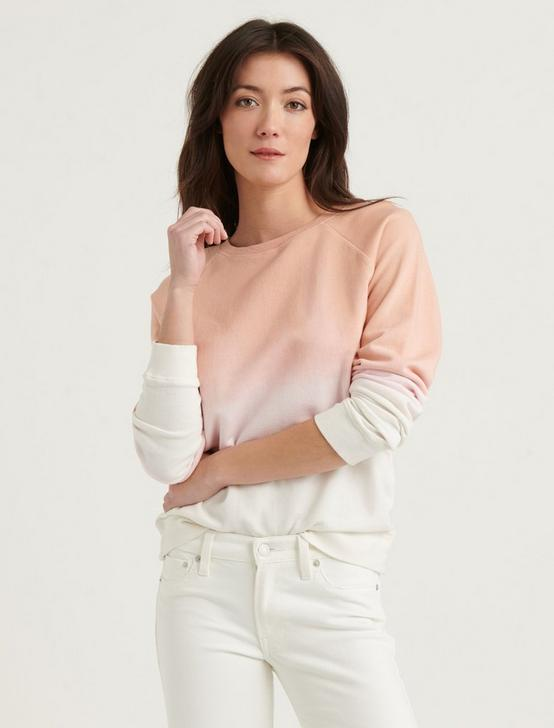 OMBRE PULLOVER, CORAL MULTI, productTileDesktop