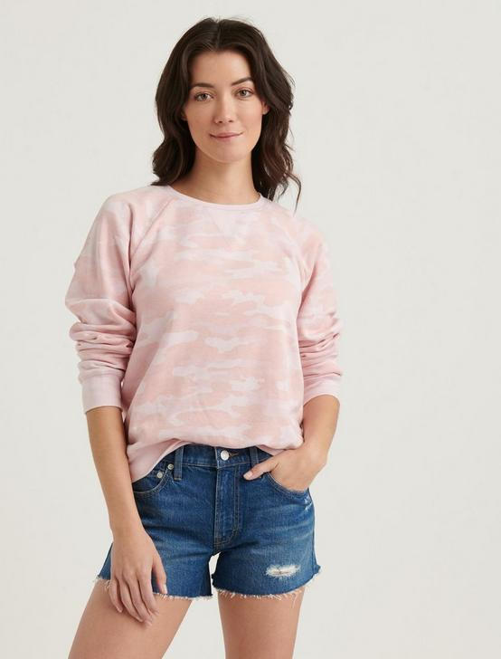 PINK CAMO PULLOVER, PINK MULTI, productTileDesktop